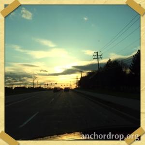Sky-sunset