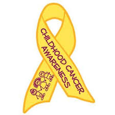 pediatriccancerribbon