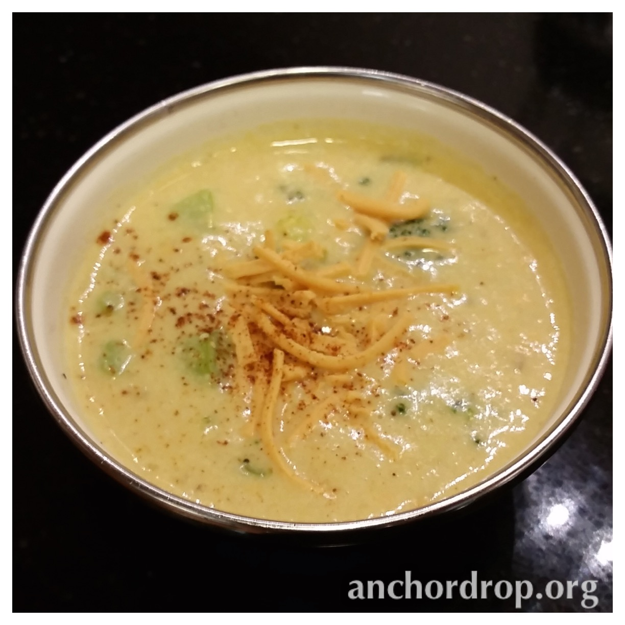 broccolicheddarsoup